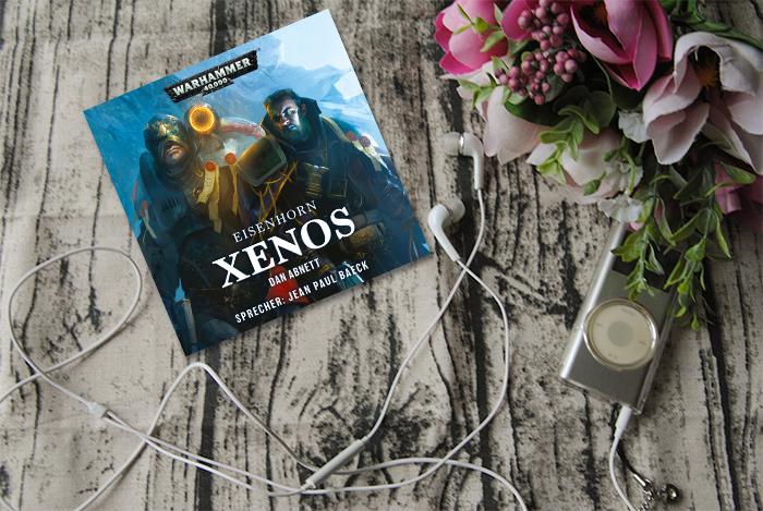 """""""Warhammer 40.000: Eisenhorn 1 – Xenos"""" von Dan Abnett"""