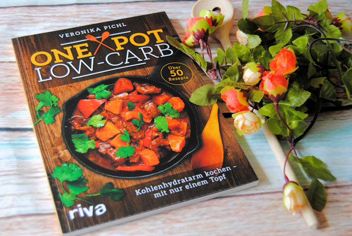 """One Pot Low-Carb"" von Veronika Pichl"