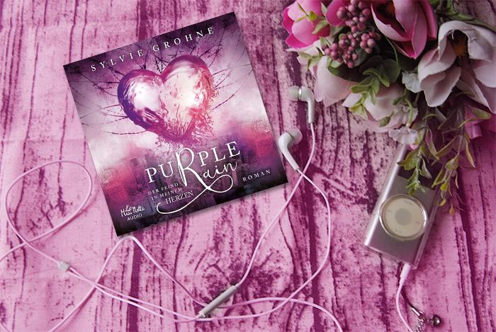"""""""Purple Rain: Der Feind in meinem Herzen"""" von Sylvie Grohne"""