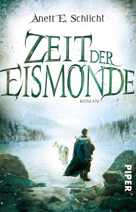 """5 Facts about """"Zeit der Eismonde"""" von Anett E. Schlicht"""
