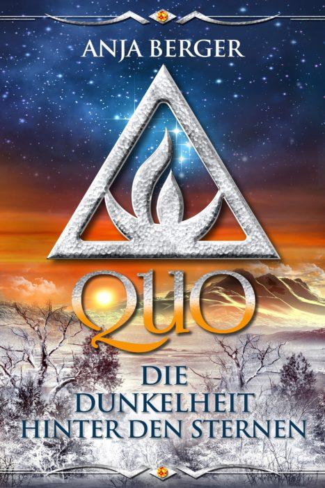 """5 Facts about """"Zwischen Licht und Dunkel (2): Quo: Die Dunkelheit hinter den Sternen"""" von Anja Berger"""