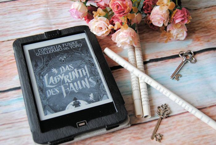 """""""Das Labyrinth des Fauns"""" von Cornelia Funke + Guillermo del Toro"""
