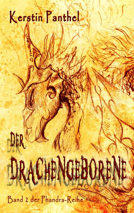 """5 Facts about """"Phandra-Reihe 2: Der Drachengeborene"""" von Kerstin Panthel"""