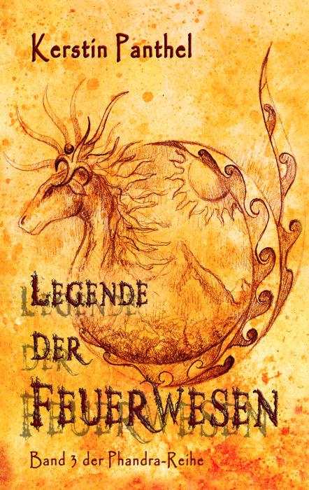 """5 Facts about """"Phandra-Reihe 3: Legende der Feuerwesen von Kerstin Panthel"""