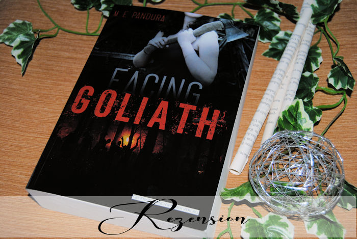 """Facing Goliath"" von M. E. Pandura"