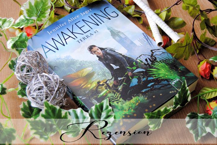 """""""Terra 1: Awakening"""" von Jennifer Alice Jager"""