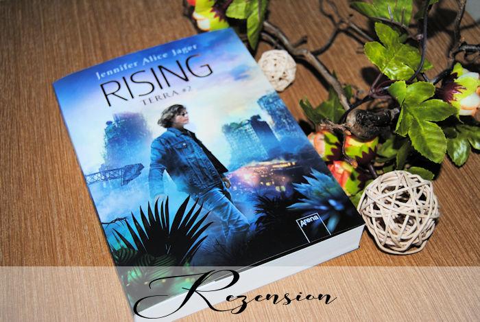 """""""Terra 2: Rising"""" von Jennifer Alice Jager"""