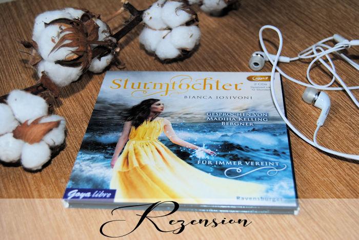"""""""Sturmtochter 3:Für immer vereint"""" von Bianca Iosivoni"""