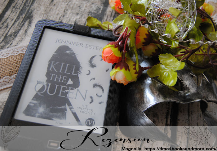 """Die Splitterkrone 1: Kill the Queen"" von Jennifer Estep"