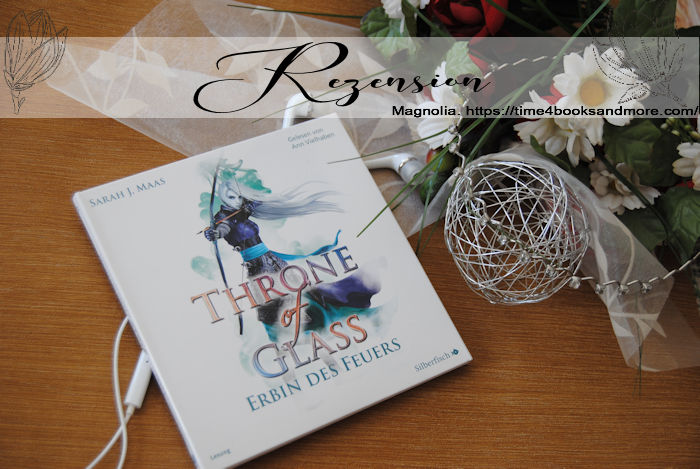 """Throne of Glass 3: Erbin des Feuers"" von Sarah J. Maas"